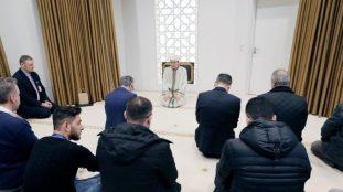 Une nouvelle salle de prière pour les musulmans à l'aéroport de Francfort
