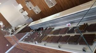 La Touche Chocolat. Chocolaterie artisanale d'Alger