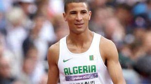 Taoufik Makhloufi : un rapatriement « spécial » pour le champion algérien