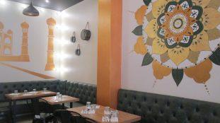 PAPADUM. Restaurant indien d'Alger