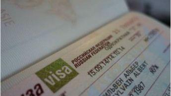 La Russie lance le visa électronique pour 52 pays