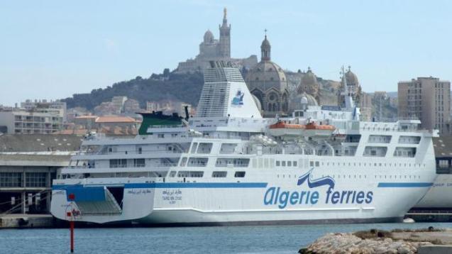 Coronavirus : Algérie Ferries suspend toutes ses dessertes