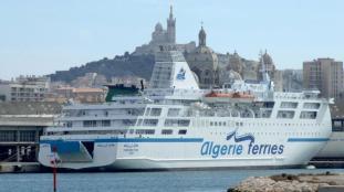 Port de Marseille : le trafic vers l'Algérie fortement perturbé, une desserte annulée