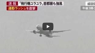 Vidéo : un avion commence à piquer du nez avant de se redresser
