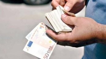 Taux de change dinar algérien: l'euro insensible à la reprise des vols