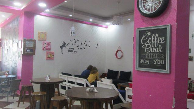 Lady's, le seul café exclusivement féminin en Algérie