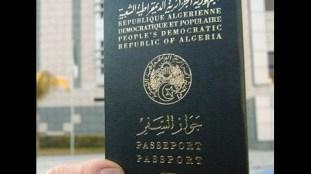 Le passeport algérien gagne 3 places dans le classement Henley & Partners