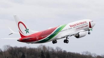Royal Air Maroc : les vols suspendus avec plusieurs pays