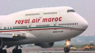 Un avion de la Royal Air Maroc a failli s'écraser au décollage