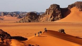 Sud de l'Algérie : le grand retour des voyages organisés par avion