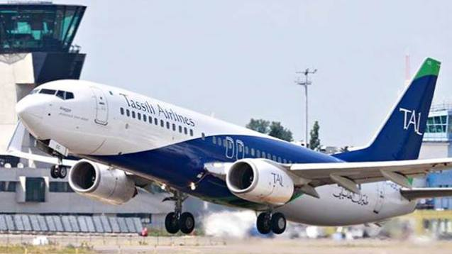 Tassili Airlines à la 19e édition du Salon International du Tourisme et des Voyages