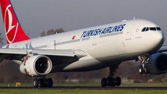 Turkish Airlines: 4 vols hebdomadaires autorisés vers l'Algérie
