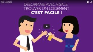 Études en France : VISALE, « la caution locative gratuite pour les étudiants »