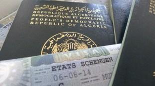 Espace Schengen : Top 5 des États membres aux taux de refus de visa les plus élevés en 2017