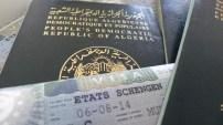 Visas Schengen pour les Algériens : les demandes en forte baisse