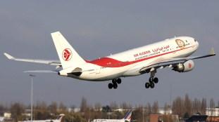 Un vol Air Algérie vers la Francesème la confusion