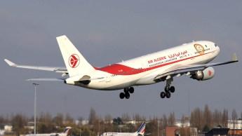 Air Algérie s'enfonce dans une épaisse zone de turbulences
