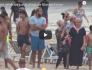 Bagarre générale sur une plage en Belgique – Vidéo