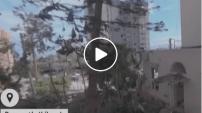 Beyrouth : ces images de drone montrent une ville dévastée