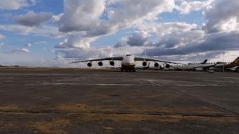 Le plus gros avion au monde atterrit en France – Vidéo