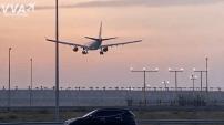 Air Algérie : atterrissage à l'aéroport de Dubaï – Vidéo