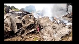 Plusieurs morts dans un crash aérien au Soudan du Sud (Vidéo)