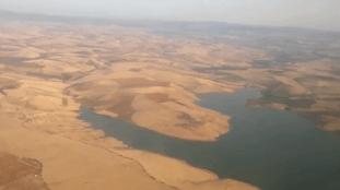 Air Algérie : atterrissage à l'aéroport de Tlemcen – Vidéo