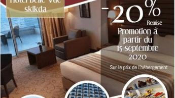 Promotion Hôtel Belle Vue – Skikda