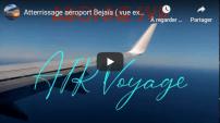Atterrissage à l'aéroport de Béjaïa : l'illusion de se poser sur l'eau – Vidéo