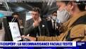 VIDÉO. Aéroport de Lyon : la reconnaissance faciale pour réduire le temps d'attente