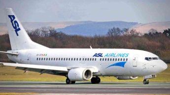 ASL Airlines : le programme des vols Algérie – France en février
