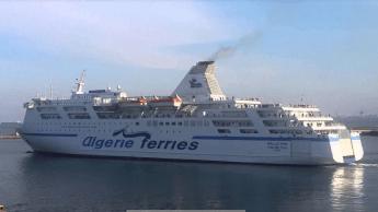 Rapatriements : une traversée maritime Alger – Marseille le 2 novembre ?
