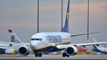 Altercation sanglante à bord d'un avion de Ryanair