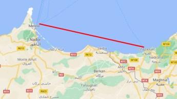 El Mellila bientôt sans visa pour les Algériens ? Le projet avance