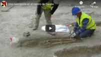 Découverte de l'un des plus anciens cimetières musulmans en Espagne – Vidéo