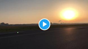 VIDÉO. Air France : dernier décollage de l'aéroport de Berlin