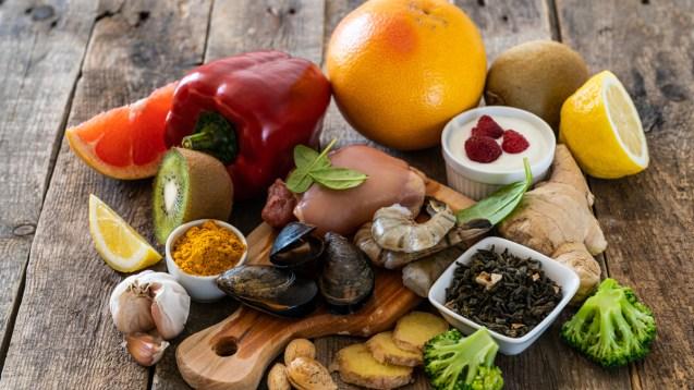Le Top 6 des aliments qui renforcent votre immunité