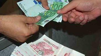 Cotation du dinar algérien: l'euro baisse sur le marché noir