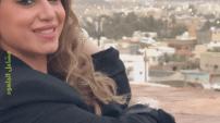 Une influenceuse saoudienne non voilée se fait cracher dessus – Vidéo