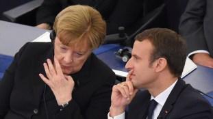 La France et l'Allemagne veulent réformer l'espace Schengen