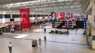 Antalya (Turquie) en tête des aéroports européens les plus fréquentés en 2020