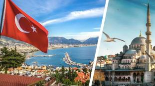 Forte baisse du nombre de touristes étrangers en Turquie