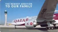 VIDÉO – Qatar Airways dévoile des avions aux couleurs du Mondial