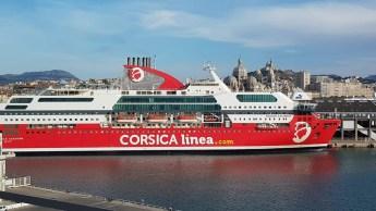 Corsica Linea a-t-elle repris ses traversées vers l'Algérie ?