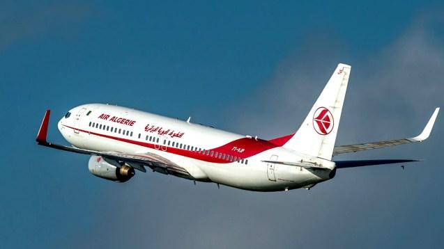 Grosse frayeur pour les passagers d'un vol Air Algérie
