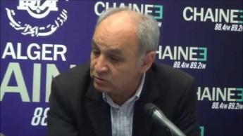 Ouverture des frontières : les explications de Dr Bekkat Berkani