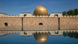 L'incroyable nouvelle mosquée écolo de Cambridge