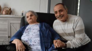 France : un Algérien retrouve sa maman après 73 ans de séparation