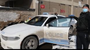 Au Canada, un policier s'adresse à la foule en arabe algérien – Vidéo