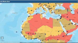 Coronavirus : les États-Unis déconseillent de voyager en Algérie